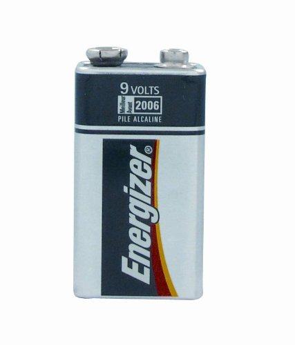 Preisvergleich Produktbild Energizer Alkali 9 Volt-Block (E) Batterie