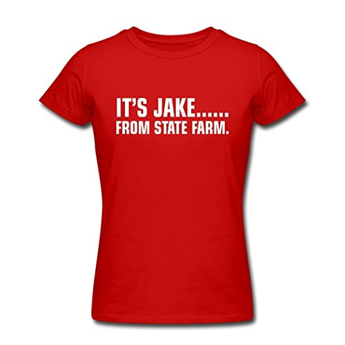 fashion-jake-from-state-farm-for-damens-red-t-shirts-x-large