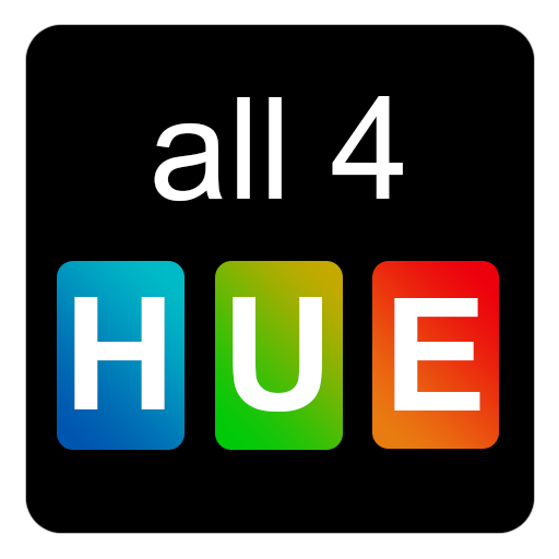all 4 hue   (für Philips Hue) (Alternative Antwort)