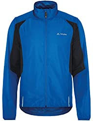 VAUDE Men's Dundee Classic ZO Jackett - Chaqueta color blue, talla XXXXL