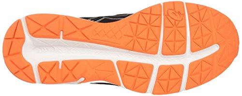Asics Gel-Contend 4, Scarpe Running Uomo Grigio (Carbon/black/hot Orange)