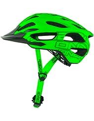 O'Neal Q Rl Casco de Bicicleta, Verde, L/XL (58-63 cm)