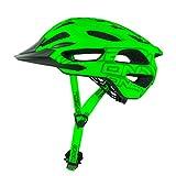 O'Neal - Casco da Bicicletta, MOD. Q RL, Colore: Verde, Taglia: L/XL (58-63cm)