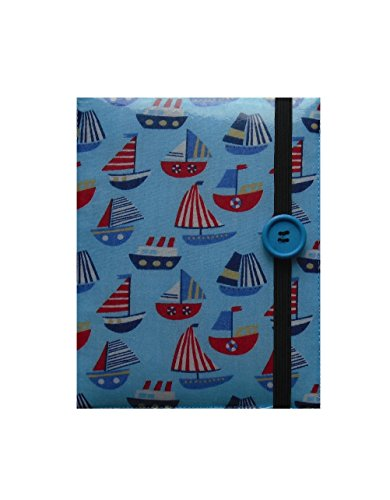 Kleine Boote Print Kindle Ereader Cover - Kindle 7