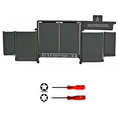 HASESS Hoch Perfürmance 11.34V 71.8Wh A1493 Ersatz-Laptop Akku Notebook- Batterie für Apple MacBook Pro 13