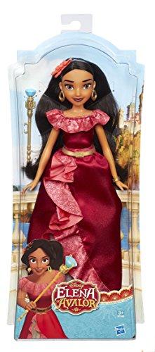 Disney Princesses - B7369EU40 - Elena D'avalor - Poupée Elena