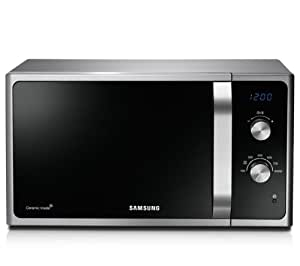 SAMSUNG Muse 3 MS23F301EFS - Multifunction microwave oven