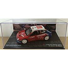 1:43 RALLY COCHE : CITROEN XSARA WRC SAINZ / MARTI RALLY ARGENTINA 2004 IXO