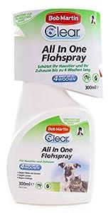 Bob Martin G2122 Clear All in One Flohspray