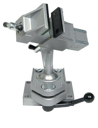 UNISPANN Schraubstock B.46mm Spann-W.70mm Spann-T.35mm Anschraubplatte