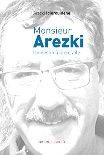 livre cuisine arezki