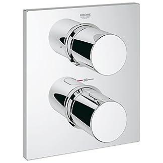 Grohe Grohtherm – F termostato empotrado ducha metal Ref. 27618000