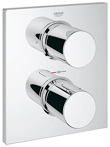 GROHE – Grohtherm F termostato Empotrado ducha metal – Ref: 27 618 000