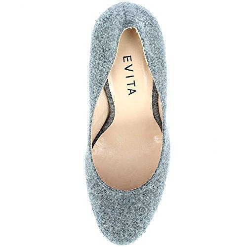 Evita ShoesCRISTINA - Alla caviglia Donna Grau