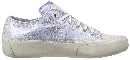 Candice Cooper Rock.metal.washed, Baskets Basses femme Bleu - Bleu jean