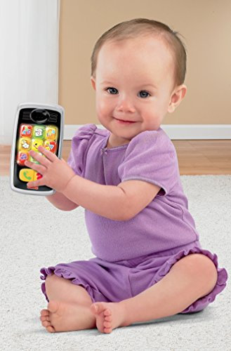 Fisher Price Laugh and Learn Remote and Smilin Smartphone Bundle