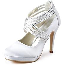 3729289d9b zapatos de boda con plataforma