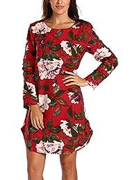 Amazon.es  ropa hippie - L   Faldas   Mujer  Ropa ce1512c1c9cd