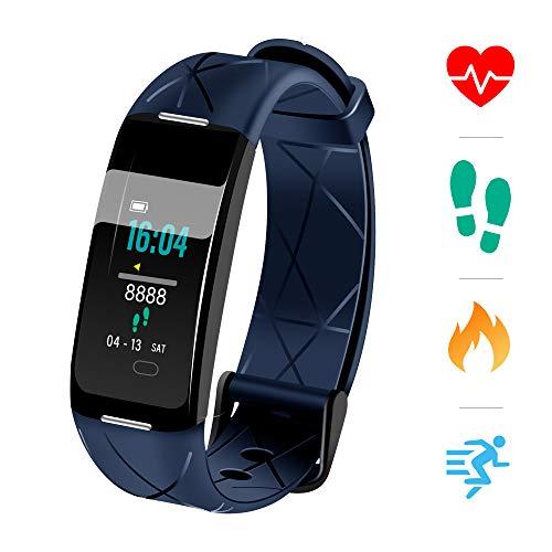 Sonkir Fitness Tracker HR, Montre d'activité avec...