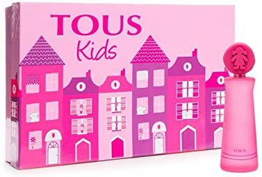 TOUS KIDS GIRL 100 VAPO + MOCHILA + MINI