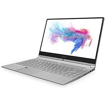 MSI PS42 8RB 14-Inch IPS Laptop - (Silver) (Intel i7-8550U, 16 GB RAM, 512 GB SSD, NVIDIA MX150 Graphics, Windows 10 Home)