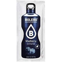 Bolero Drink Bebida Instantánea en Polvo Arándano (24 paquete) sin azúcar
