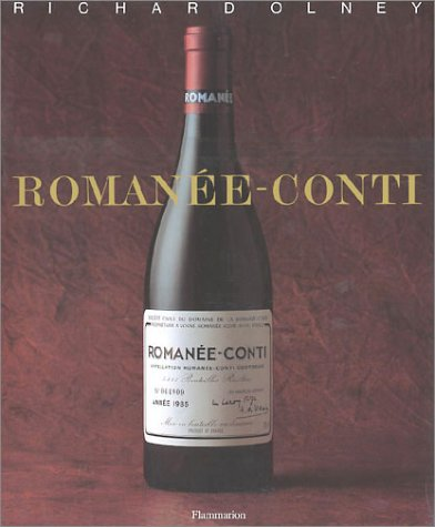 Romanée-Conti par Richard Olney