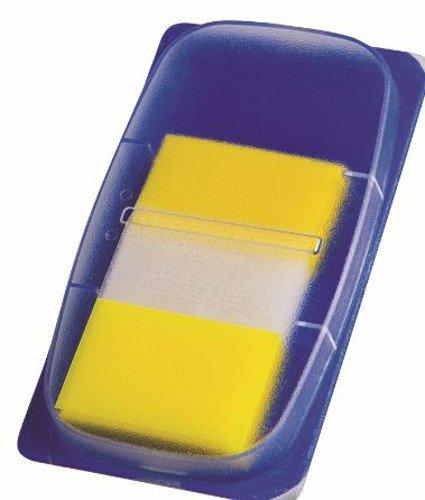 Tartan 6805-5EU Index - 4 dispensadores de 35 tiras adhesivas cada uno, 11,9 x 43,2 mm, pack de 12 unidades, colores rojo, amarillo, azul y verde