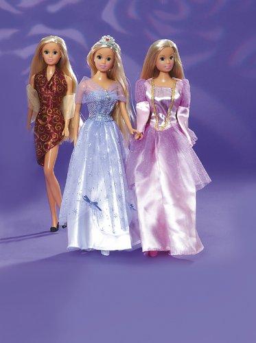 Simba 105725020 - Steffi Love Princess Kleidungsset