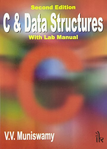 C & Data Structures (With Lab Manual)