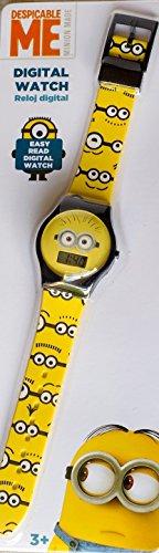 Reloj digital Minion