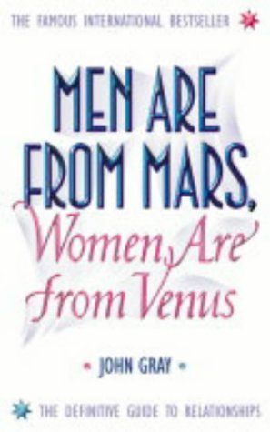 Men Are from Mars, Women Are from Venus Cover Image