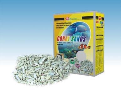 Coral Sands Aquarium Filter Media - 750g - All Pond Solutions 1