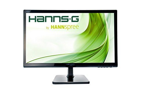 HannsG HE225ANB 21.5-Inch VGA LED Monitor - Black UK