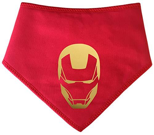Superhelden Hunde Großer Kostüm - Spoilt Rotten Pets Lor-Maske Avengers Endgame S3 Hund Bandana Kostüm Umhang für Tony Stark Superhelden Hunde