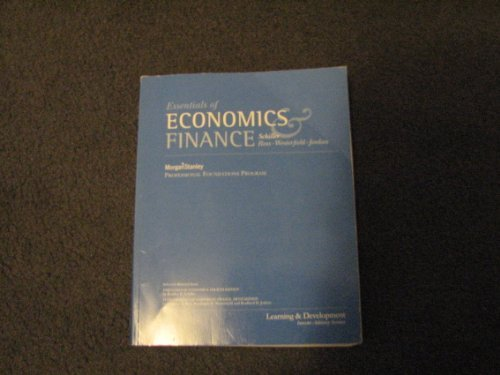 essentials-of-economics-finance-morgan-stanley-professional-foundations-program