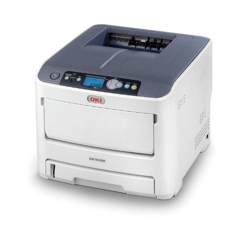 Oki C610DM - Impresora Láser Color