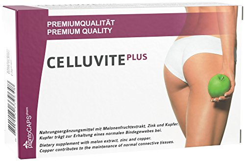 plantoCAPS® CELLUVITE PLUS | Bindegewebe Kapseln | Cellulite | Orangenhaut