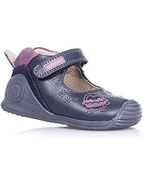 Zapatos de cordones para ni�a, color Azul , marca BIOMECANICS, modelo Zapatos De Cordones Para Ni�a BIOMECANICS...