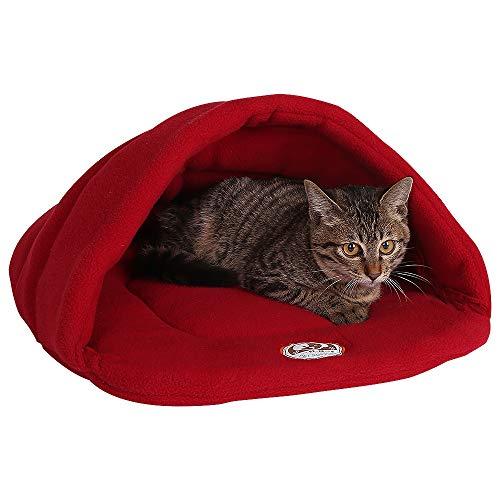 Weiches Warmes Pet Hund Katze Bett Haus Plüsch Cozy Nest Matte Pad Kissen Pet Höhle (XS/S/M/L) -