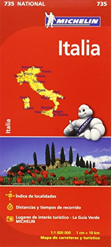 mapa-national-italia-coleccion-mapas-national-michelin