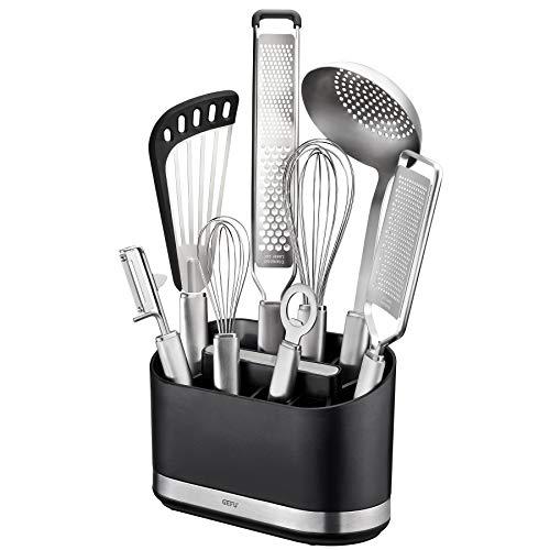 GEFU 29252 Utensilien-Behälter SMARTLINE - Wichtige Küchenutensilien immer griffbereit -