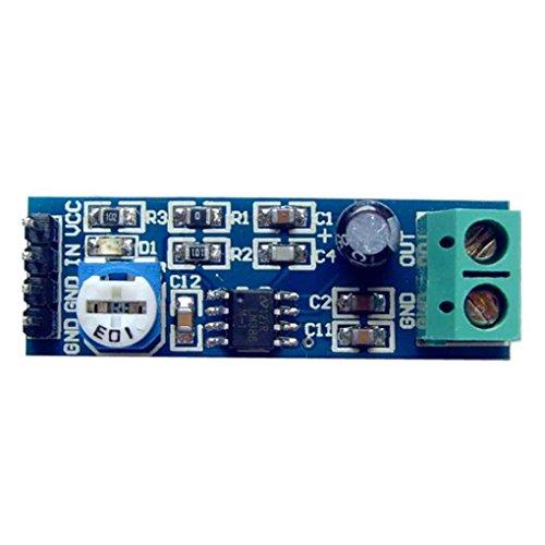 Republe LM386 200x Gain-Leistungsverstärkermodul Audio-Verstärker-Modul-Brett Chip Integrierte Schaltungen 5-12V