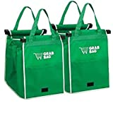 BESTOW® Set Of 2 Carry-on Shopping Grab Bags
