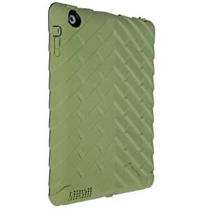 Gumdrop Drop Tech Series Case for the New iPad 3 and iPad 2 - Army Green