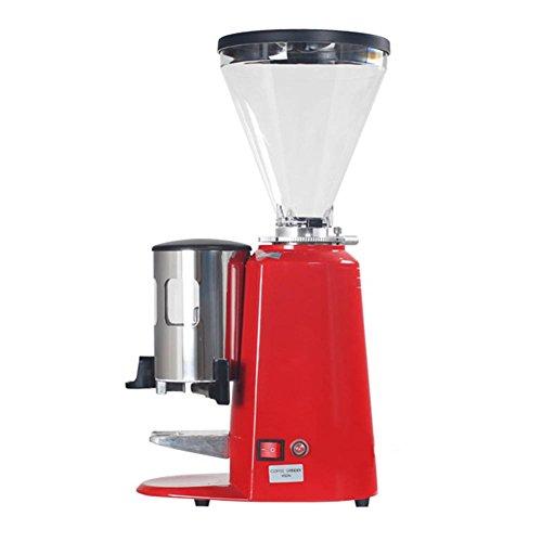 LJSHU Kaffeemühle 900N Super Feine Schleifpartikel Können Gesteuert Werden,Red