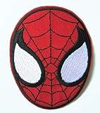 Marvel Comics Spiderman Superhero Militaire Patch Patch Patch Patch Écussons tactiques pour vêtements avec crochet et boucle