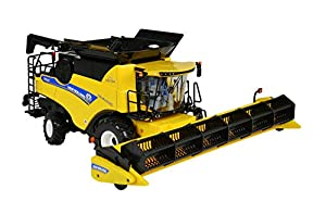 Britains Tomy New Holland cr9.9Cosechadora/Juguete Tractor con mähwerk para Ajuste-para niños a Partir de 3años Jugar y coleccionar.