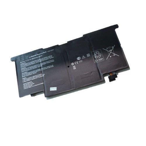 Amsahr C22UX31-02 Batterie de Remplacement pour PC Noir