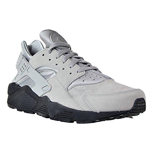 Nike Air Huarache Run Se Matte Silver/Matte Silver Nero